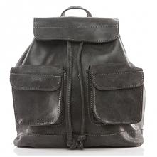 Plecak skórzany damski. Stylowy model vintage ze skóry naturalnej marki Belve...