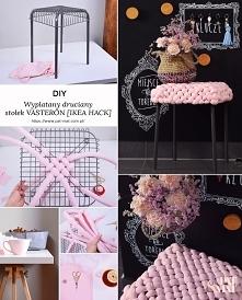 DIY [IKEA HACK]: Wyplatany ...