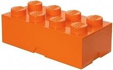 Room Copenhagen Storage Brick 8 pojemnik pomarańczowy (RC40041760)