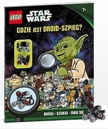 LEGO ® Star Wars. Gdzie jest Droid - szpieg ? - 134506