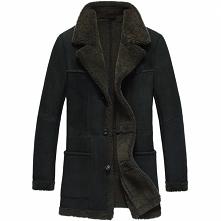 CWMALLS Online Shopping| CWMALLS® Rome Mens Sheepskin Shearling Coat CW808158...