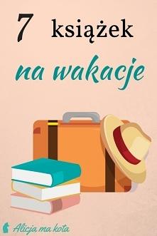Książki na wakacje [KLIK]