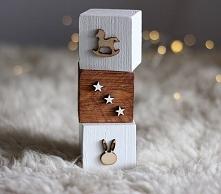 klocki - wyjątkowa dekoracja