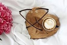 drewniane serce, ręcznie robione