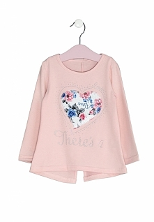 Różowa Bluzka Sweetish