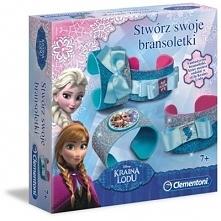 Własne bransoletki Frozen
