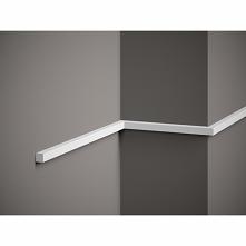 Nowoczesna listwa ścienna MD010 Mardom Decor z kolekcji Elite. Profil listwy ściennej jest prosty i minimalistyczny, bez zdobień o gładkiej powierzchni. Model MD010 Mardom jest ...