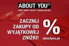 Skorzystaj z kodu rabatowego 20% do sklepu online ABOUT YOU !