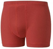 Odlo Bokserki męskie Cubic czerwone r. S (140272)