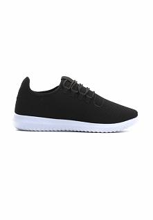Czarne Buty Sportowe Entreaty