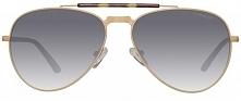 Gant Męskie Okulary Przeciwsłoneczne Beżowe