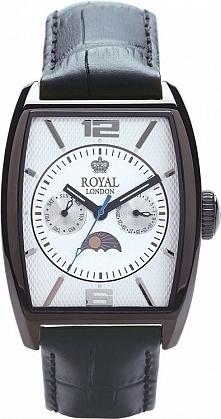 Zegarek Royal London Męski 41106-05 Multidata 50M