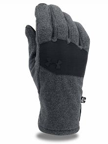 Under Armour Rękawiczki męskie Survivor Fleece Glove 2.0 stalowe r. S (1300833)