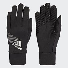 Adidas Rękawiczki męskie Fieldolayer czarne r. 7.5 (W44097)