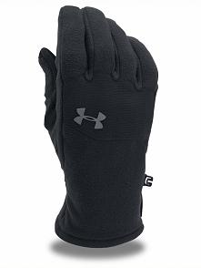 Under Armour Rękawiczki męskie Survivor Fleece Glove 2.0 czarne r. S (1300833)