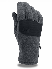 Under Armour Rękawiczki męskie Survivor Fleece Glove 2.0 stalowe r. XL (1300833)