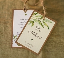 rustykalne wesele zaproszen...