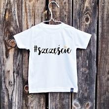 Koszulki dla maluchów z dowolnym napisem. :) Kliknij w zdjęcie aby poznać cenę.