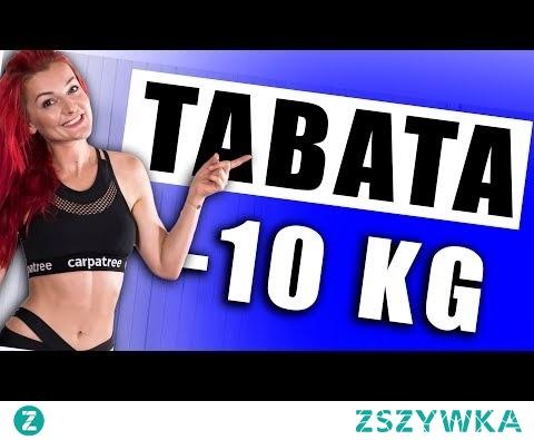 BEZLITOSNA TABATA - INTERWAŁOWY TRENING ODCHUDZAJĄCY - 10 KG