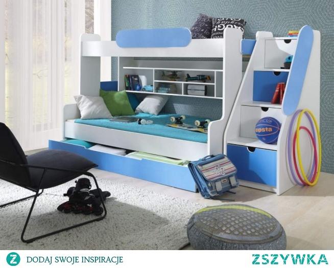łóżko Piętrowe Trzyosobowe Dla Dzieci Na Ulubione Zszywkapl