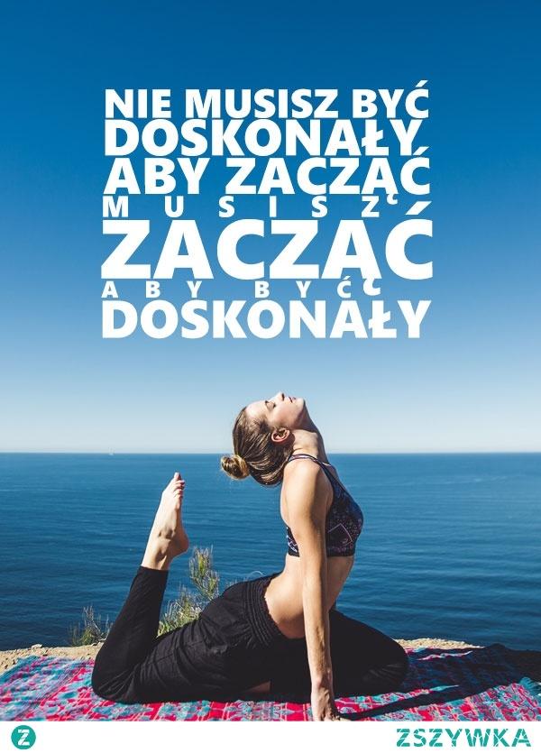 Jeśli chcesz coś zmienić w swoim życiu po prostu to zrób - bez wymówek!!  więcej na blogu: zdrowonajedzeni.pl