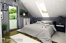 Lerka to projekt domu, który doskonałe łączy tradycyjną architekturę z elemen...