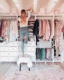 Garderoba marzenie ♡♡♡