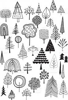 Drzewka :)