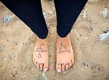 Jasno różowe paznokcie na plażę od WrednaWiedzma z 30 sierpnia - najlepsze st...