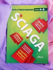 Książki z serii Ściąga są znane naszym czytelnikom od wielu lat i cieszą się opinią kompleksowych pomocy edukacyjnych, niezbędnych w szybkiej i przyjemnej nauce języka polskiego...