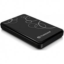 Dysk zewnętrzny Transcend StoreJet 25A3 TS1TSJ25A3K 1TB USB 3.0
