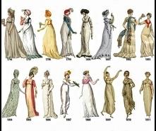 Moda lata 1796 - 1811.