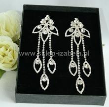 kolczyki biżuteria na wesele