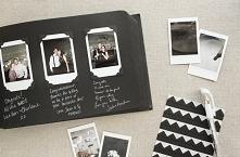 DIY polaroid album