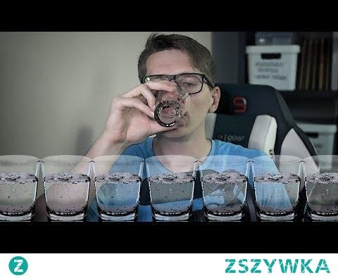 Czy rzeczywiście powinno się pić 8 szklanek wody dziennie? - naukowe podejście do zagadnienia.
