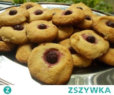Ciastka chałwowe - Halavah Tea Cakes - Dolcetti con halva