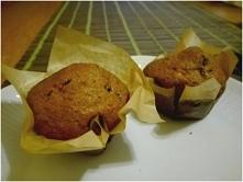 Muffiny z kawałkami czekola...