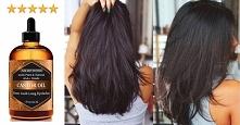 Dlaczego warto stosować olej rycynowy na włosy? Zobacz efekty!