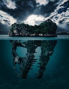 Tak urocza fotografia w antyramie prezentuje się genialnie :) Jeśli macie pomysł na swój obraz u nas go wykonacie.