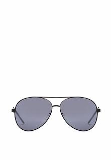 Czarne Okulary Chamomile