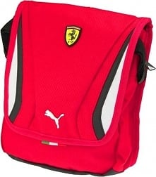 Puma Torba unisex Ferrari Replica czerwona r. uniwersalny  (073174-01)