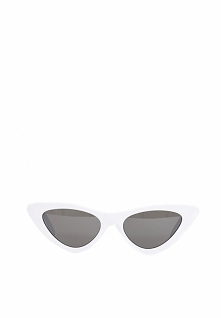 Biało-Czarne Okulary Helen