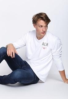 Biała Koszulka Hard To Do