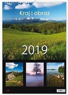 Edycja Świętego Pawła Kalendarz 2019 Kraj i obraz