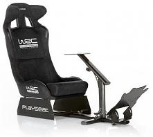 Playseat WRC Czarny Fotel gamingowy