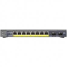 Przełącznik Netgear GS110TP-200EUS