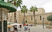 Akka w Izraelu HAART blog DIY