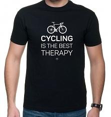Koszulka T-SHIRT Cyclist Therapy