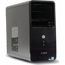 Komputer ADAX DELTA WXPC8100 C3 8100/B360/4GB/SSD240GB/W10Px64