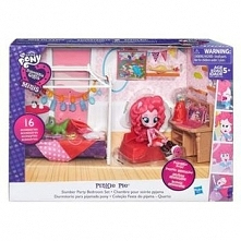 My Little Pony Equestria Girls Mini Piżamowe party Pinkie Pie B8824